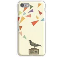 Pigeon Radio iPhone Case/Skin