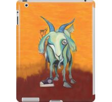 Crazy Goat iPad Case/Skin