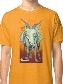 Crazy Goat Classic T-Shirt