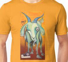 Crazy Goat Unisex T-Shirt