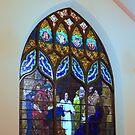 The window by Penny Rinker