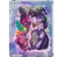 I sense a devious plot, dear Sparkle iPad Case/Skin
