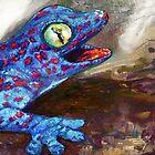 Tokay Gecko by ButtercupSaiyan