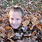 Buried In the Leaves by WeeZie