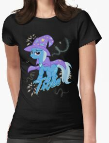 trixie Womens Fitted T-Shirt