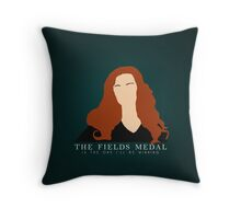 Lydia Martin Print Throw Pillow