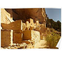 Cliff Palace, Mesa Verde Poster
