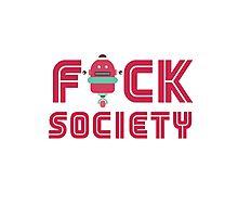 F Society Photographic Print