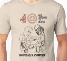 Godspeed You! No Hands Unisex T-Shirt