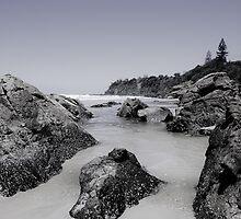 Coolum Beach, Queensland, Australia by Damien Scrivano