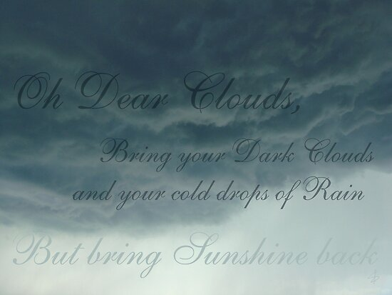 Dark Cloud by MsSLeboeuf
