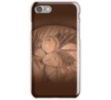 Food Basket iPhone Case/Skin