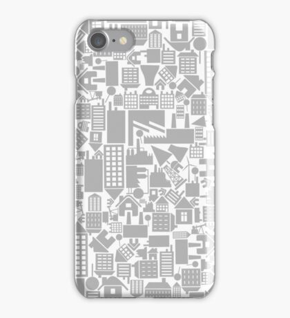Architectural background iPhone Case/Skin