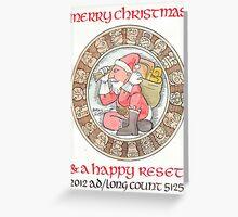 Happy Reset Greeting Card