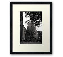 The Conical Tower Great Zimbabwe I Framed Print
