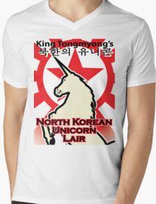 North Korean Unicorn Lair T-Shirt