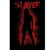 Slayer Photographic Print