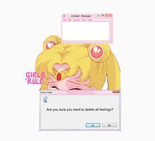 Sailor Moon - Crybaby Unisex T-Shirt
