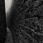 The Inner Passage of the Great Enclosure at Great Zimbabwe by Adrian Park