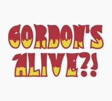 Gordon's Alive?! by inesbot