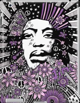 Purple Haze by Anita Inverarity