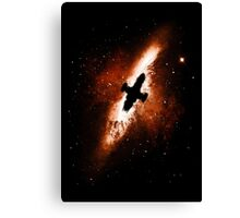 Firefly in the Sky Canvas Print