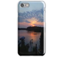 Sunset over the water - Iphone Case  iPhone Case/Skin