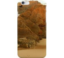 Unusual Markings, Arthur River,Tasmania, Australia. iPhone Case/Skin