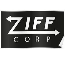 Ziff Corp Poster