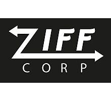 Ziff Corp Photographic Print
