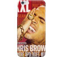 XXL Chris Brown iPhone Case/Skin