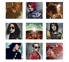 My Chemical Romance Photographic Print