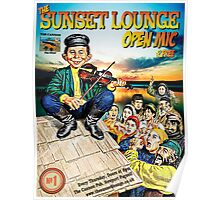SSL Paddys Day - The Sunset Lounge Poster