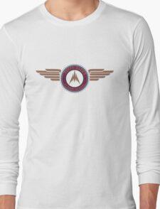 Peppy's Flight School Long Sleeve T-Shirt