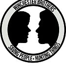 Winchester Brothers by Jessica Becker