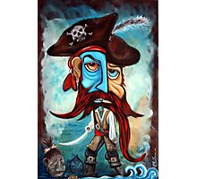 Pirate Photographic Print