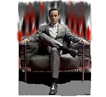 Moriarty by lola-owl