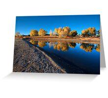Autumn Arrow Greeting Card
