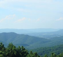 Mountain View by MsSLeboeuf