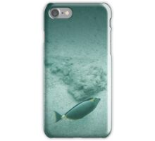 Fish In Water iPhone Case/Skin