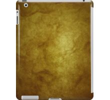 Dark Dry Leaf iPad Case/Skin