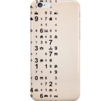Figure house iPhone Case/Skin