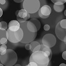 Black and White Bubbles by MsSLeboeuf