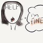 I'm Fine... by Panksab