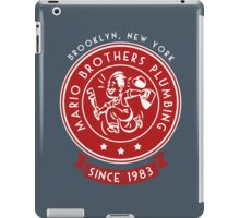 Just Call the Brothers iPad Case/Skin