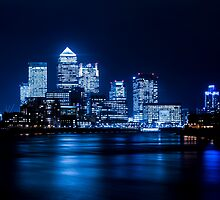 Canary Wharf by EyeKandi