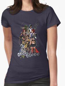Nine RuneScape Characters T-Shirt