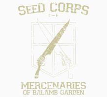 SeeD Corps One Piece - Long Sleeve