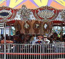 Carousel by AuntDot