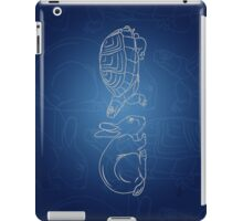 The Hare And Turtle iPad Case/Skin